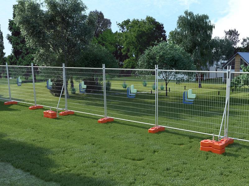 Temporary Fencing | Security Fencing | Livestock Handling - Anping