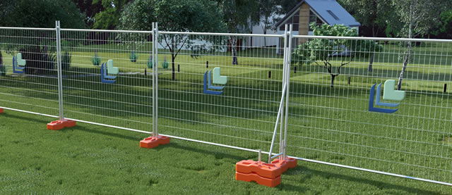 Temporary Fencing | Security Fencing | Livestock Handling - Anping